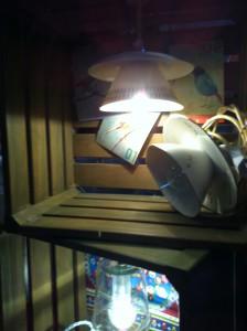 Tassenlampen am Midsommermarkt in Uster