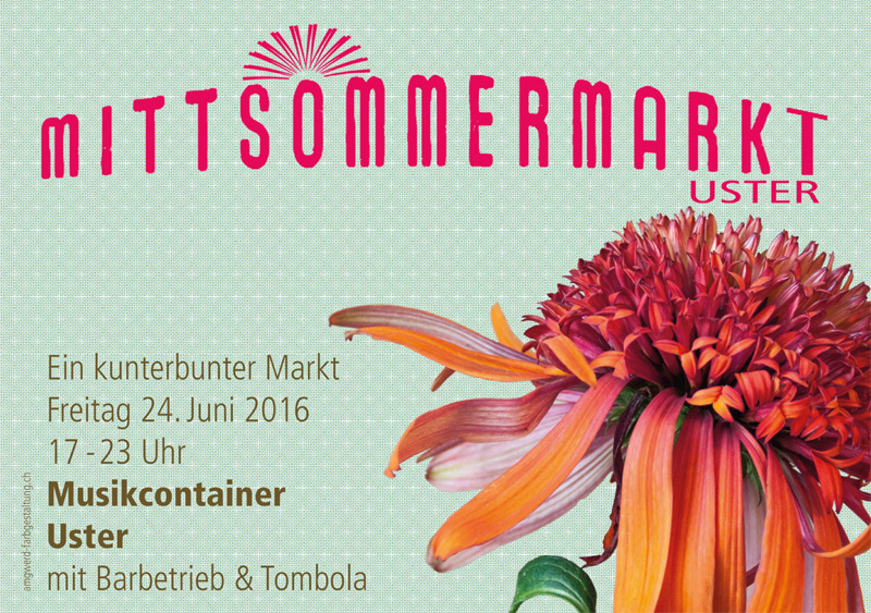 Mittsommermarkt Uster 2016