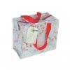 Praktische Mini-Tasche aus recyceltem Plastik - Paisley